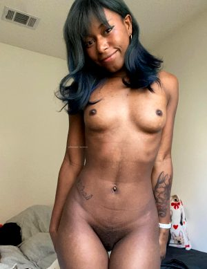 Are You Fine With Me Sending You Some Ebony Nudes?