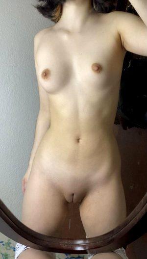 Do Any Older Guys Appreciate My Tiny Nude Body?