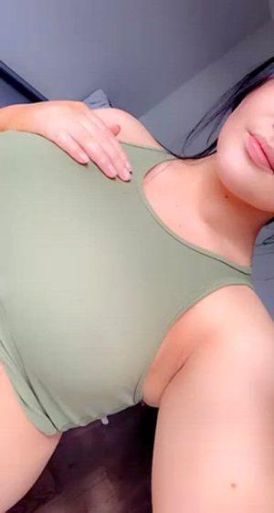 Do My Big Tits Turn You On?