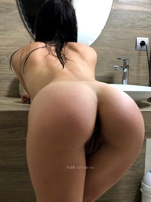 Good Morning, Honey! You Won't Come Close To The Sink, Until You Satisfy Me!😜😈