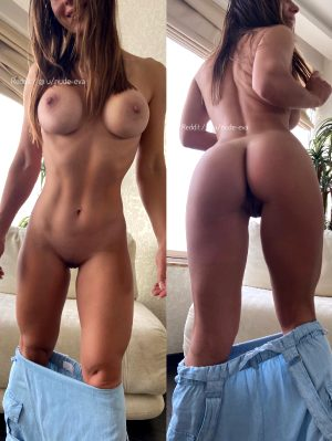 I Undress Very Quickly When I'm Horny