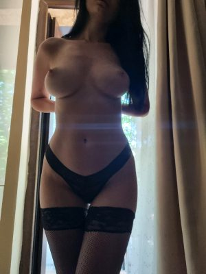 I'd Be Very Happy If You Would Suck My Tits Before Fucking