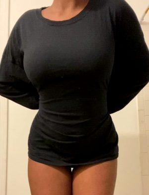 If Your Girlfriend Didn't Show You Her Boobs Today Can I Show You Mine?